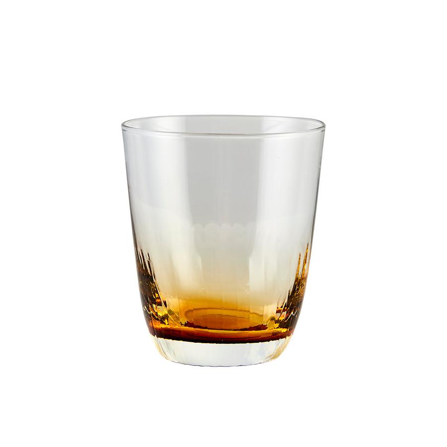 Jumbo Jewel 6lı Amber Su Bardağı