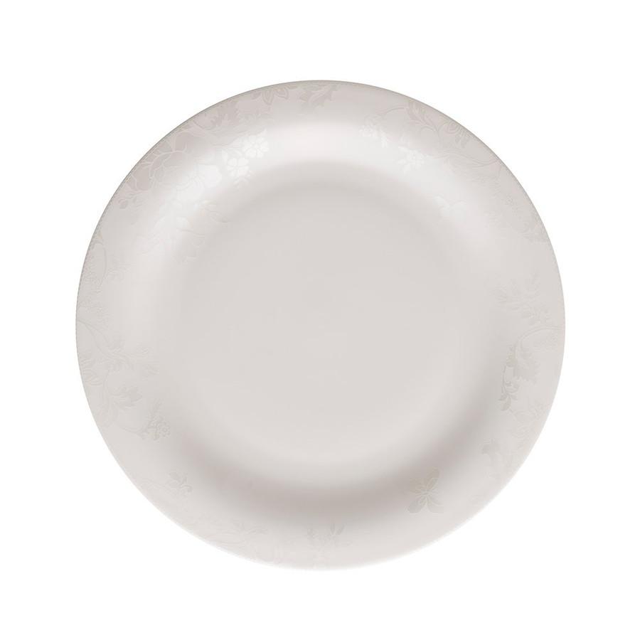Jumbo Lily 24 Parça 6 Kişilik Bone Yemek Takımı