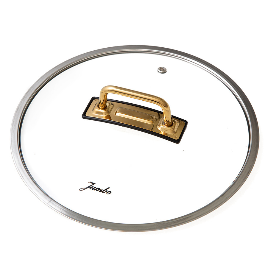 Jumbo Modena 8 Parça Titanyum Gold Tencere Seti