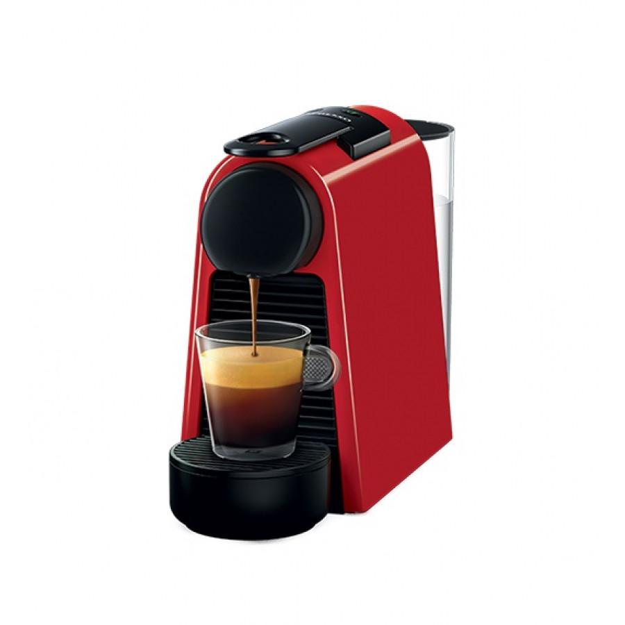 Nespresso Essenza Mini D30 Red Kahve Makinesi