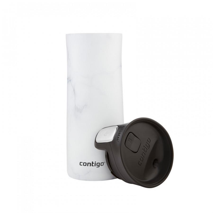Contigo Pinnacle Couture White Marbel 420 ml El Termosu