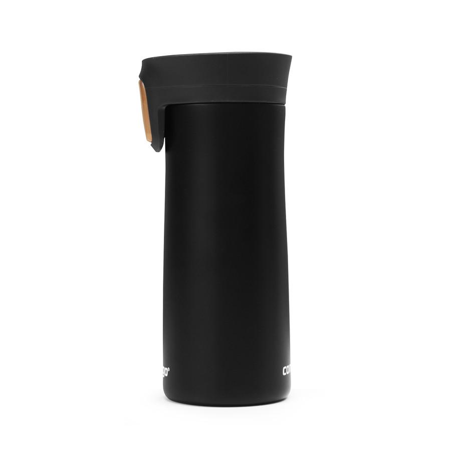 Contigo Pinnacle Matte 420 ml Siyah El Termosu