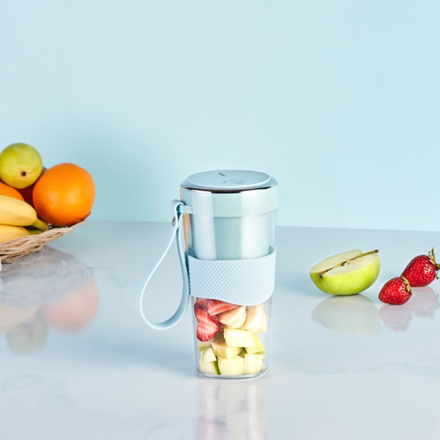 Cookplus by Karaca Blue Taşınabilir Şarjlı Smoothie Blender
