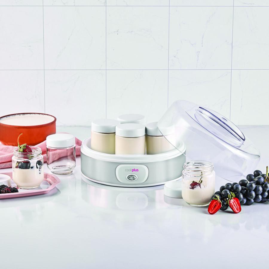 Cookplus by Karaca Mutfaksever Yoğurt Makinesi