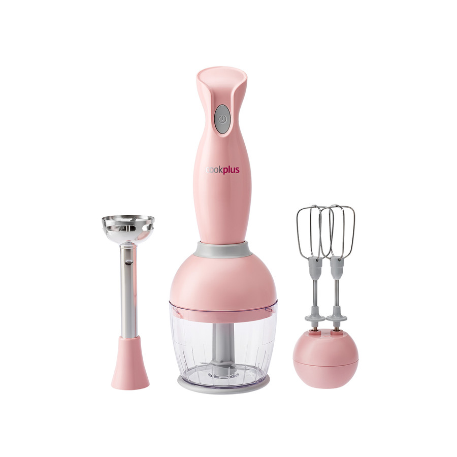 Cookplus by Karaca Midimix Blender Set Pembe 5501