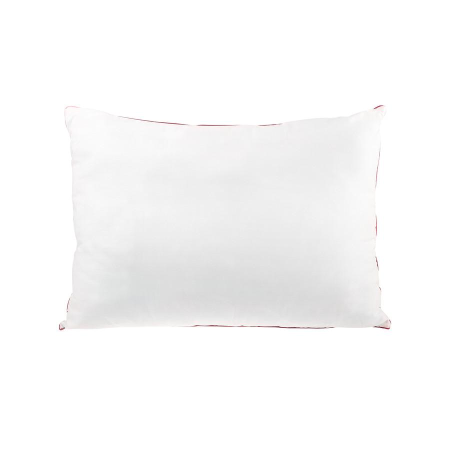 Sarah Anderson Comfy Bordo Biyeli Yıkanabilir Yastık Kılıflı Elyaf Yastık 50x70cm