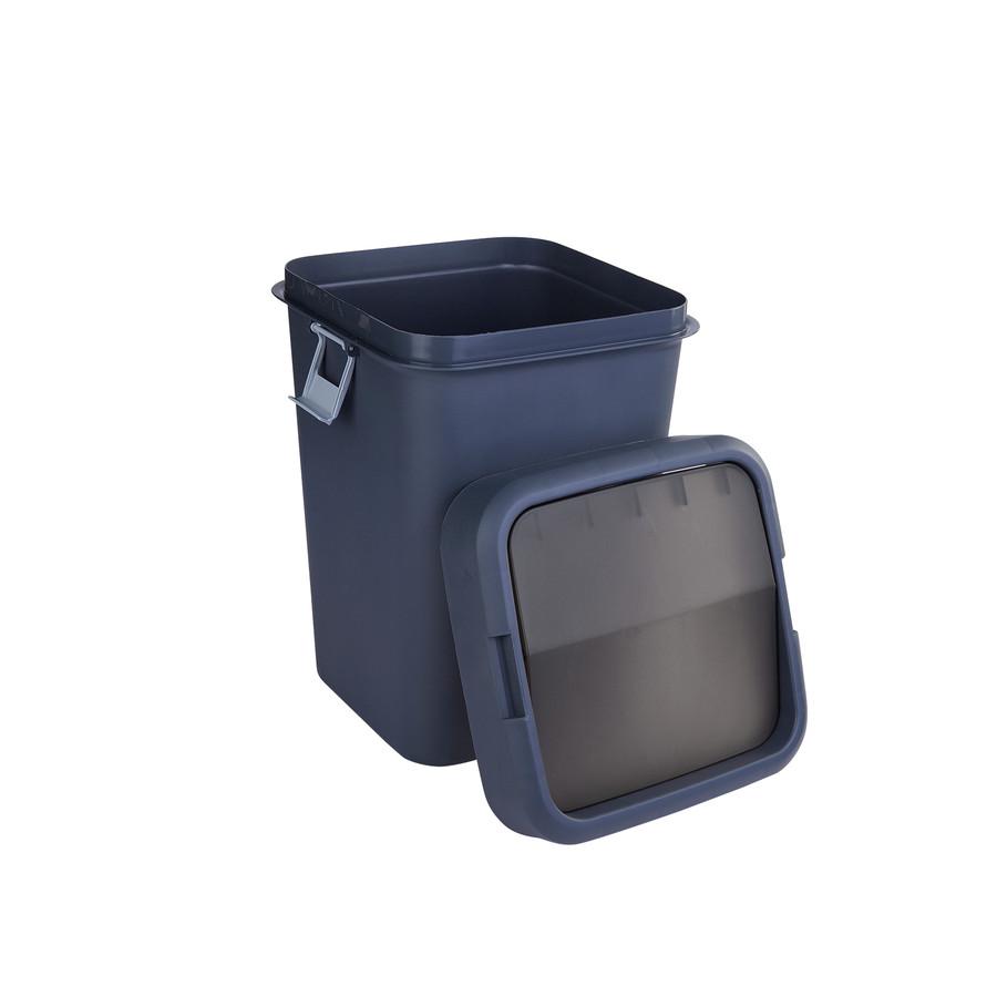 Sarah Anderson Comfort Antrasit Çöp Kovası 18 Lt