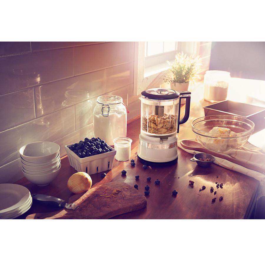Kitchenaid 5kfc0516 Almond Cream-Eac 1.19 lt Mutfak Robotu