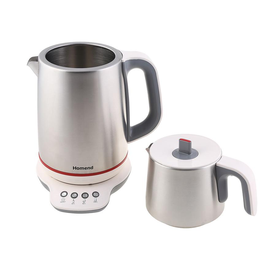 Homend Royaltea 1709h Konuşan Çay Makinesi