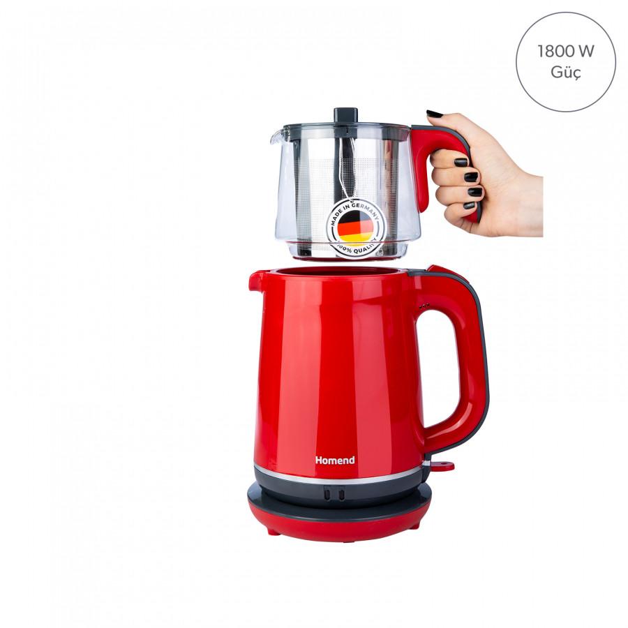 Homend Royaltea 1731h Çay Makinesi