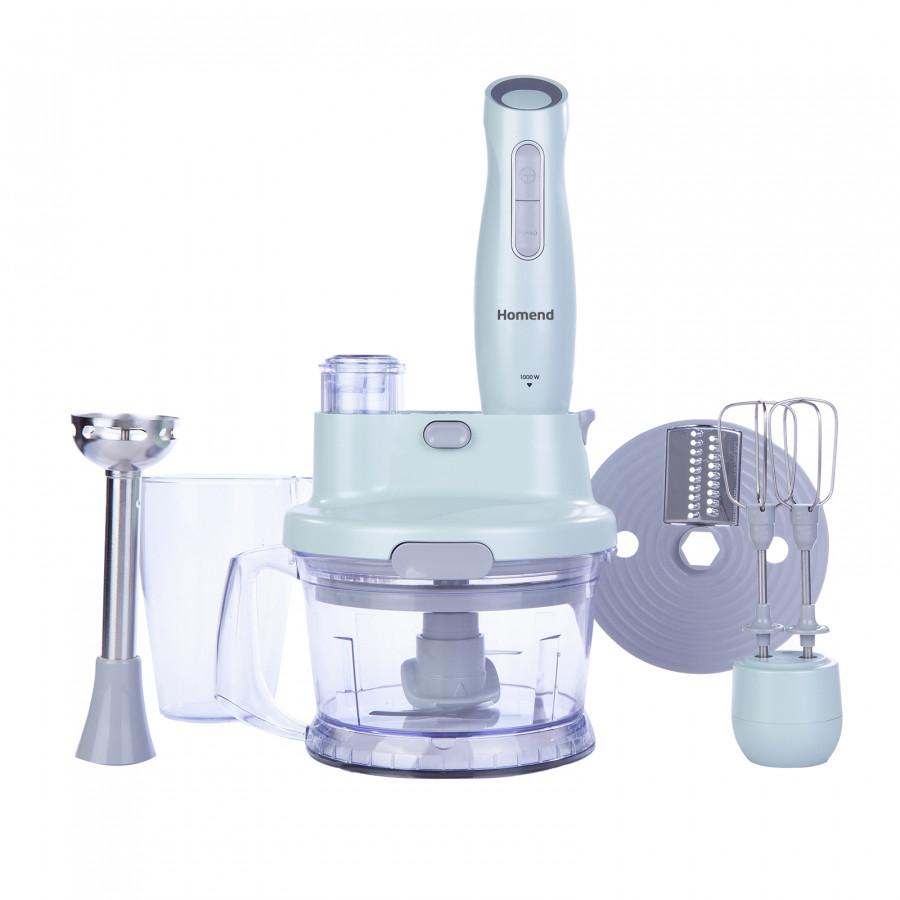 Homend Functionall 2833h Mutfak Robotu Su Yeşili