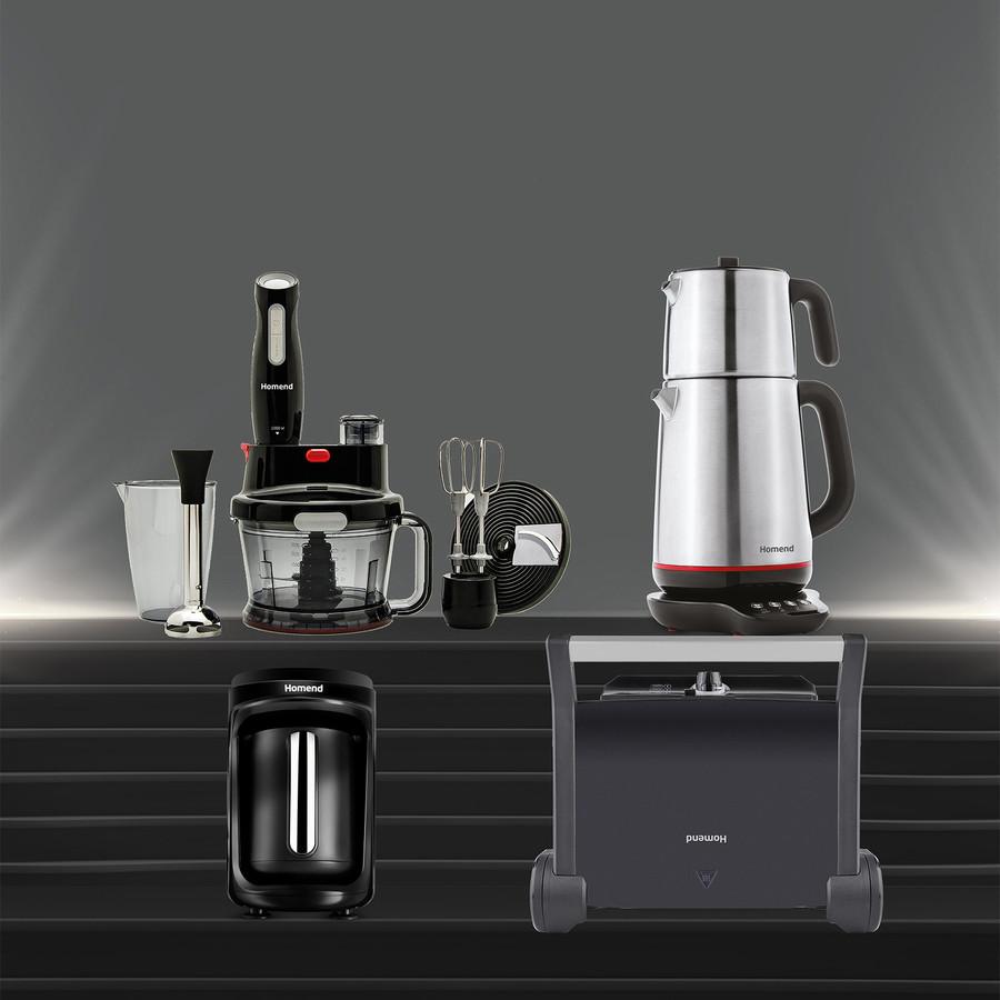 Homend Premium Serisi Siyah