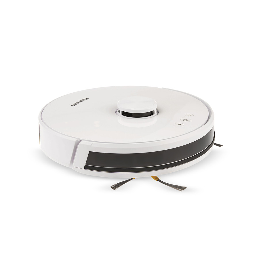 Homend Alex 1281H Laser Akıllı Robot Süpürge Beyaz
