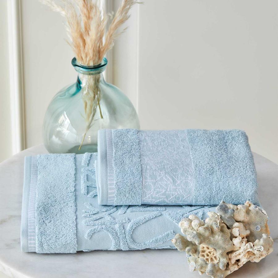 Nautica Home Spoony Mint 2li Banyo Havlu Seti