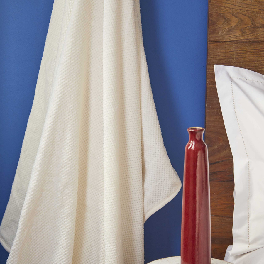 Nautica Home Ria Beyaz Çift Kişilik Wellsoft Battaniye