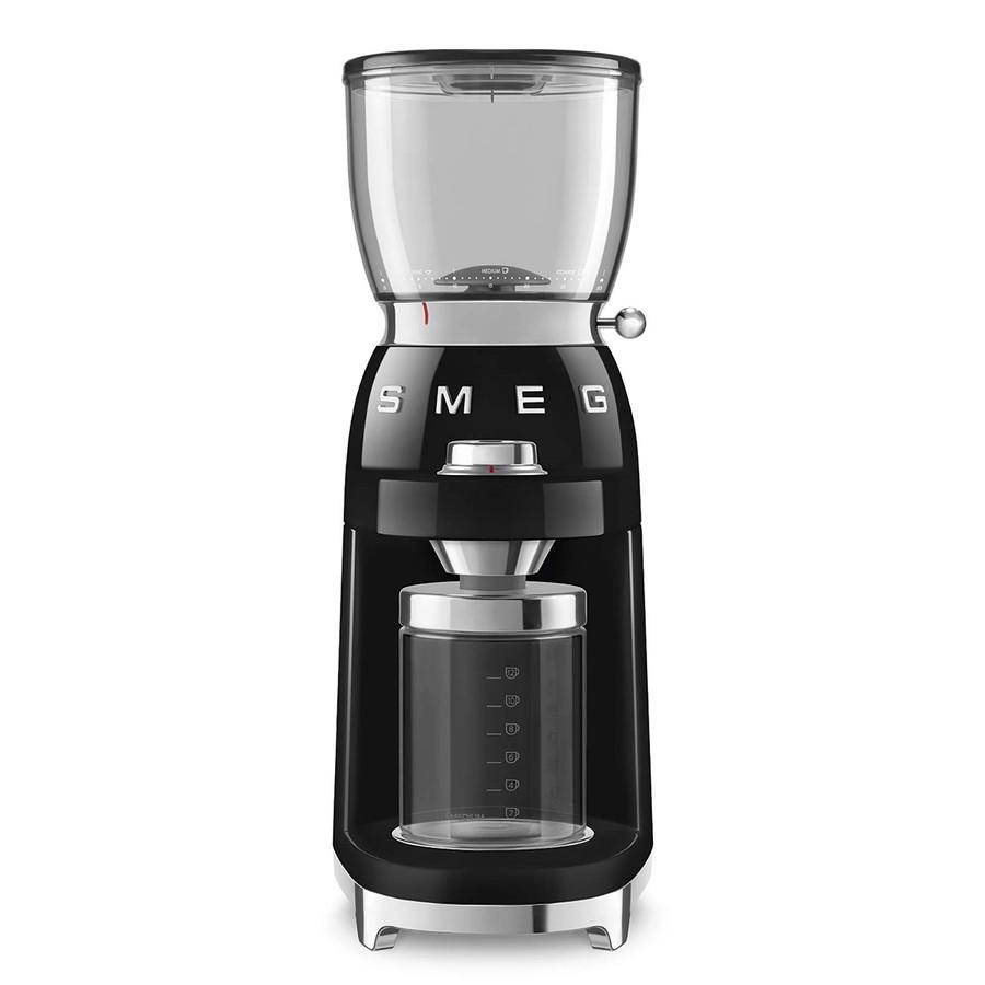Smeg Kahve Öğütme Makinası Black Cgf01bleu