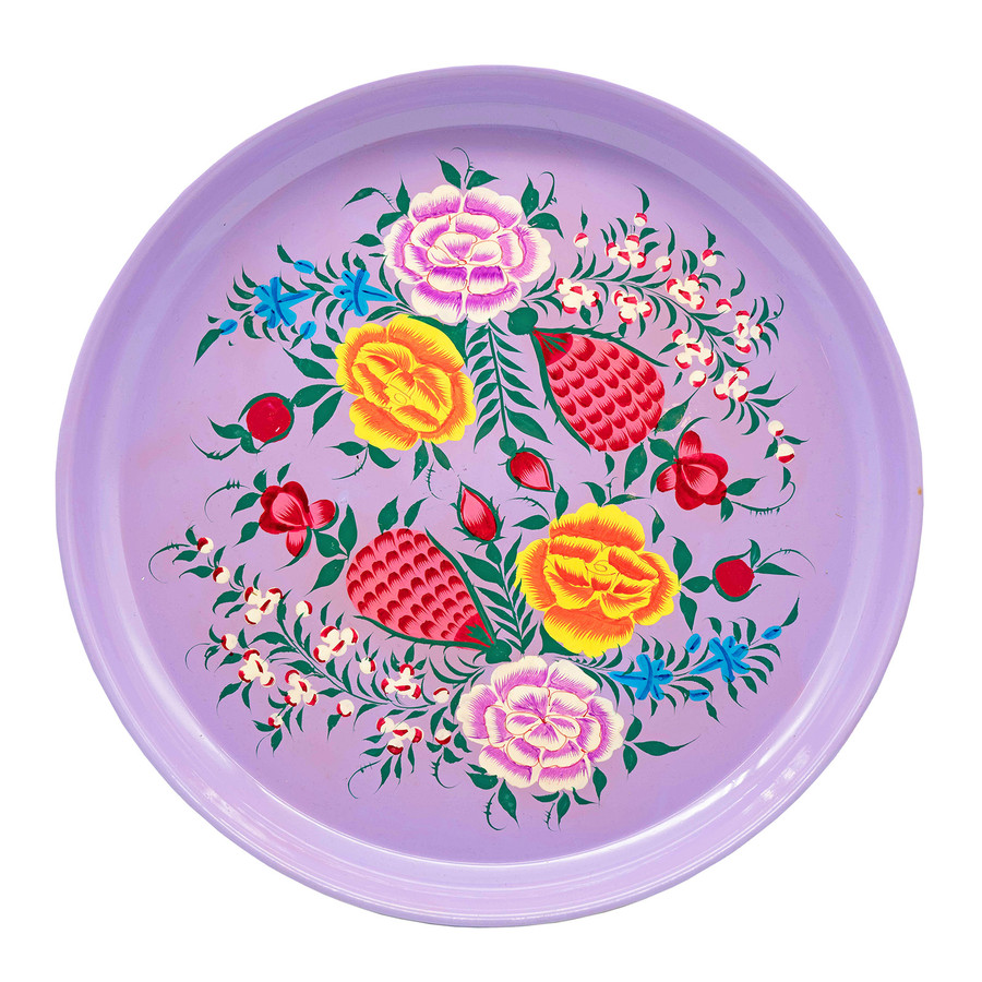 3rd Culture 3rd-2071 Lila Blossom Tepsi