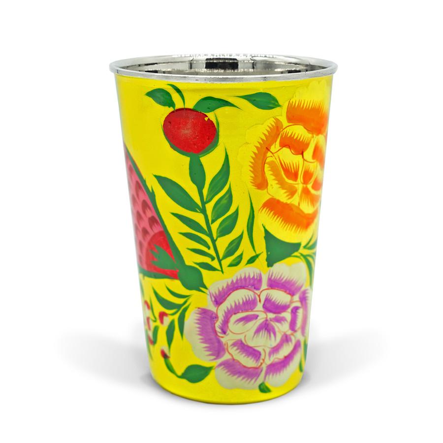 3rd Culture 3rd-2045 Sarı Blossom Bardak
