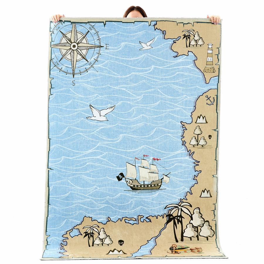 Kaşmir Halı Sea 80x150cm Halı